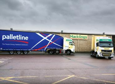 Chronologic customer - 3rd party logistics company Hacklings