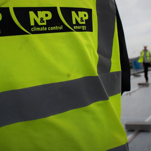 N&P Electrical Solar Panel installation