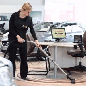 cleaner workforce