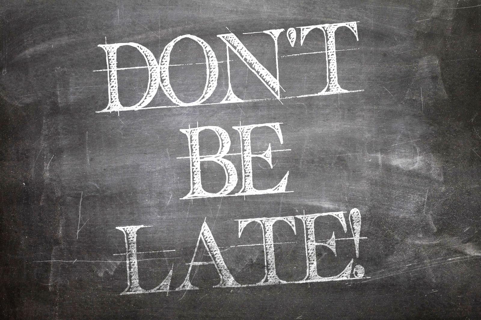 Habitual lateness