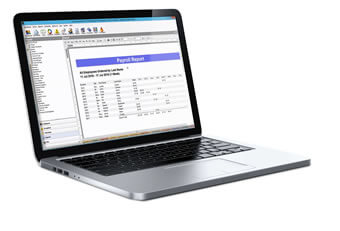 Time attendance payroll reporting