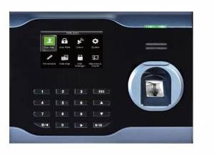 biometric fingerprint terminal