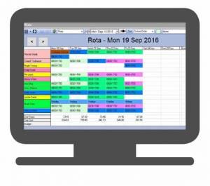 Scheduling Attendance System