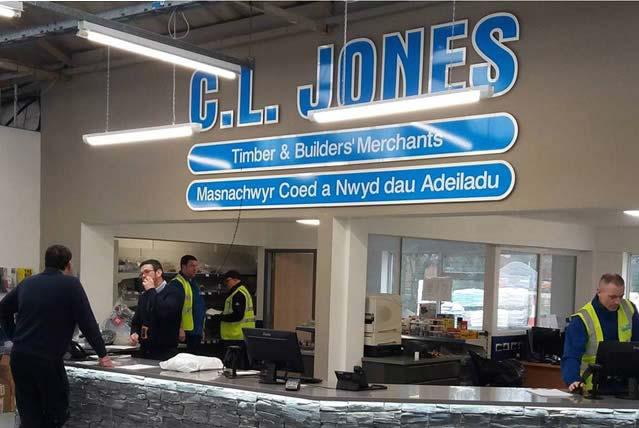 customer case study c l jones